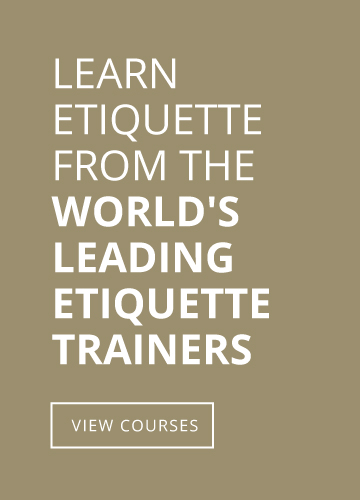 Etiquette Training View Courses